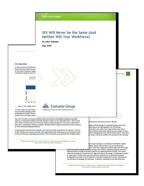 Evaluator Group Whitepaper Thumbnail