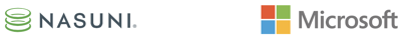 Nasuni-Microsoft-Logos