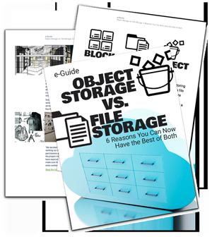 Object Storage vs. File Storage - Get Your Copy