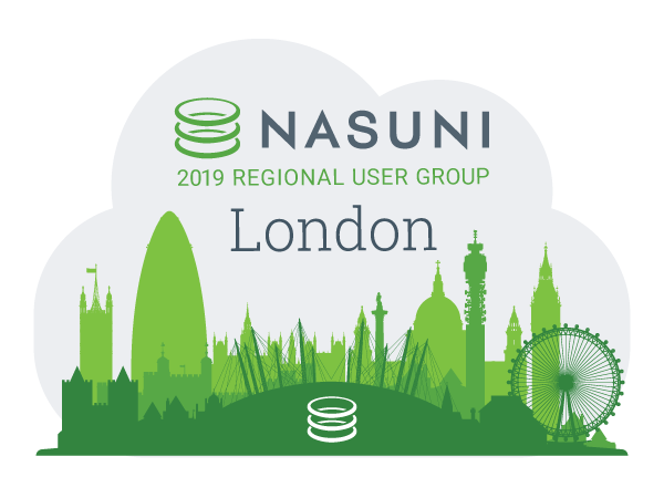 Nasuni User Group London