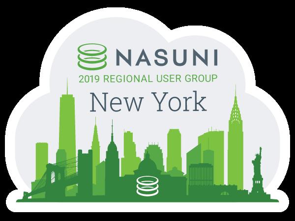 Nasuni User Group NYC